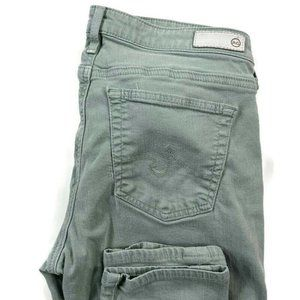 AG Adriano Goldschmied The Stevie Ankle Jeans